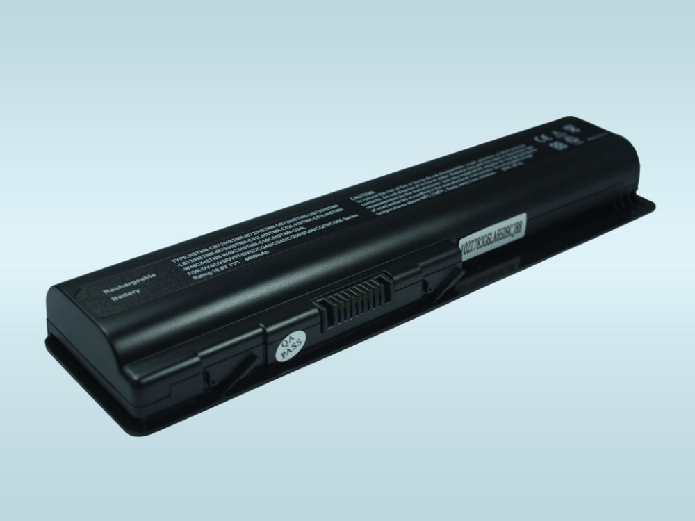 New laptop battery for HP Pavilion DV4 DV5 DV6 CQ40 CQ41 CQ45 CQ50 CQ60 CQ61 QC70 CQ71 G50 G60 for hp cq40 cq41 cq45 dv4 for amd discrete graphics dedicated laptop fan