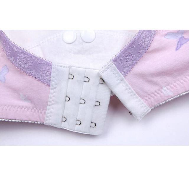 Maternity Nursing Bras Set Pregnant Breastfeeding Pregnancy Women Underwear Breast Feeding Bra Soutien Gorge Allaitement WX-023
