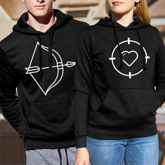 cb4ecd8fb70 Detail Feedback Questions about parcher Hoodies his and hers ...
