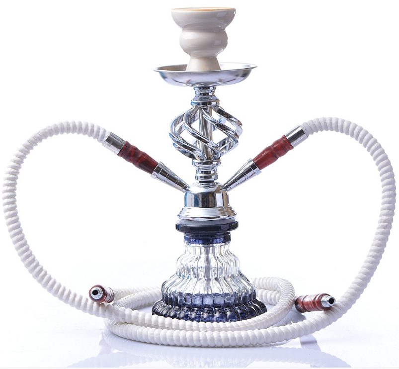 Arab Appearance Double Pipe Smoking Filter Shisha