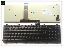 Backlit Keyboard For MSI GE60 GE70 GX60 GX70 GT60 GT70 GT780 GT783 MS-1762 black French FR