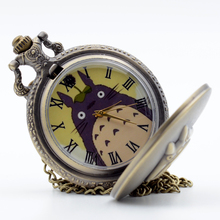 My Neighbor Totoro Quartz Pocket Watch