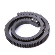 FOTGA DP500 เกียร์เข็มขัดแหวนDrivenแหวนเข็มขัดสำหรับติดตามโฟกัสFF 46 มม.ถึง 110 มม.DSLR HDSLR 5DII 7D 600D 60D