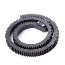 FOTGA DP500 Gear Anello Cintura Guidato Anello Cinghia per Segue Il Fuoco FF 46 millimetri a 110mm DSLR HDSLR 5DII 7D 600D 60D
