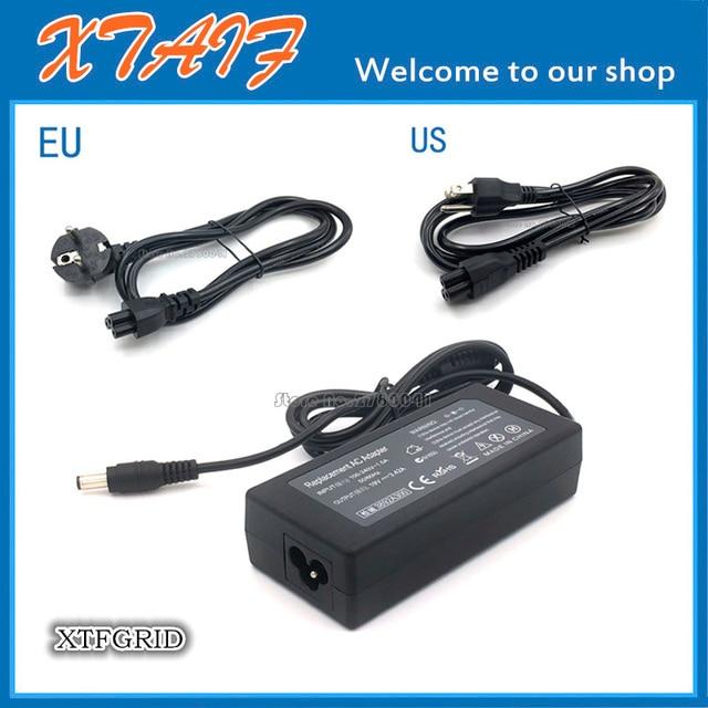 Nowy 19 V 3.42A 65 W uniwersalny adapter AC ładowarka z mocy kabel do Asusa Asus X555L X555LB X555LN notebook PC