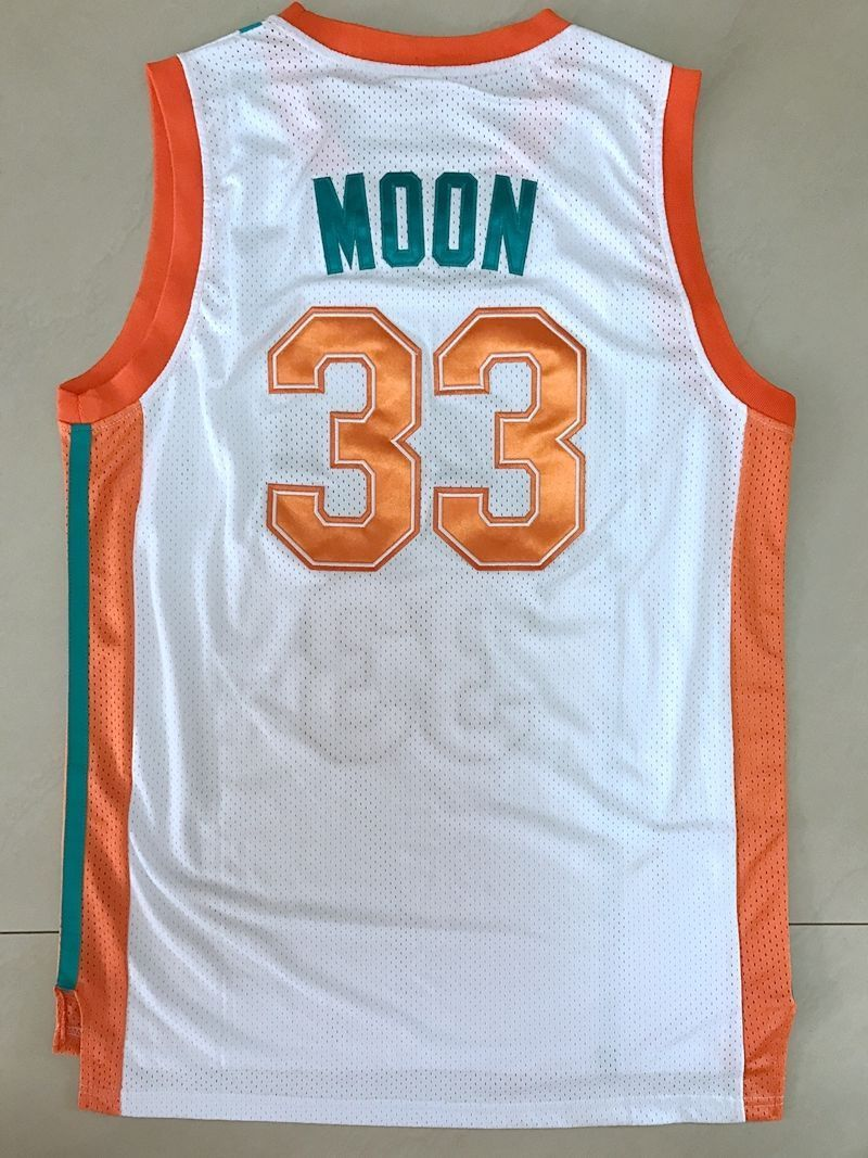 Jackie Moon  33 Flint Tropics Semi Pro Movie Basketball Jersey White -in Basketball  Jerseys from Sports   Entertainment on Aliexpress.com  dedf0eaae