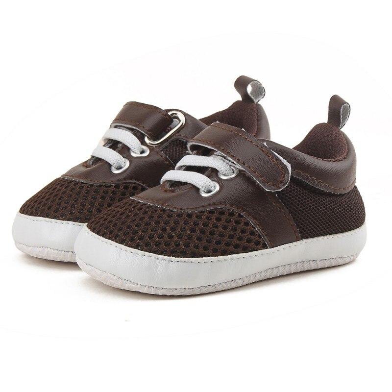 2017 Toddler Boy First Walker Baby Shoes Chłopiec Dziewczyna Soft - Buty dziecięce - Zdjęcie 5