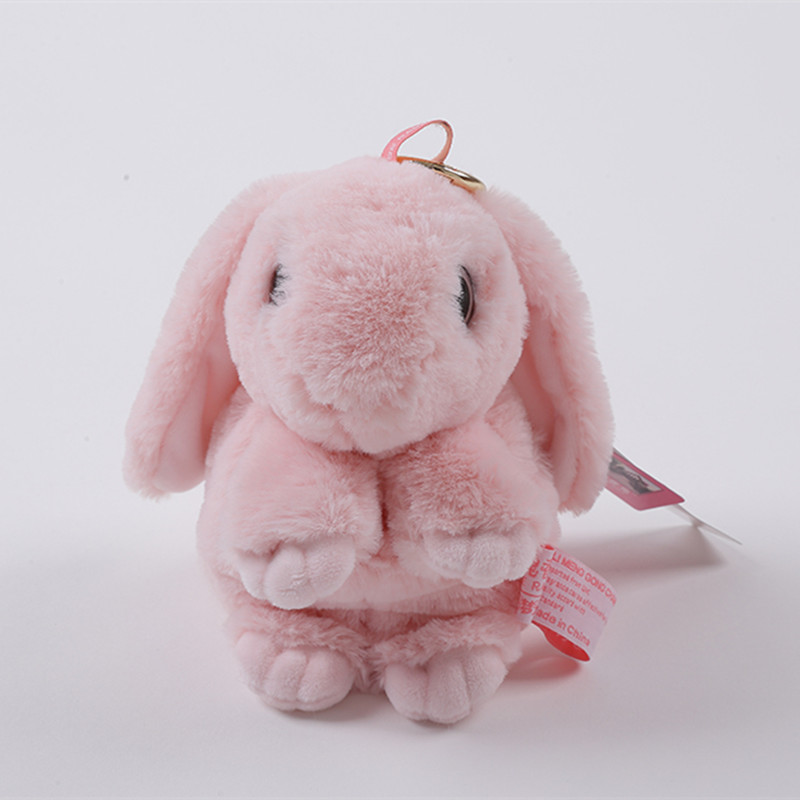 Rabbit plush toy (6)