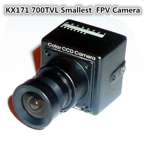 Aerial Photography CAM KX 171 Mini CAMERA 1 3 CCD 700TVL Horizontal Resolution For FPV