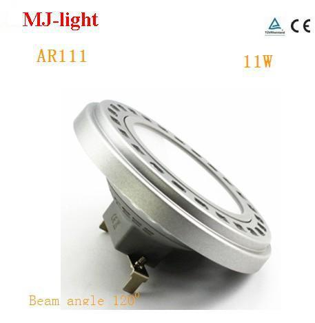 [ M-Light ]-125   AC/ DC 12V, LED AR111, 11W, G53, 120 degrees beam angle , spotlight , Direct selling , retail