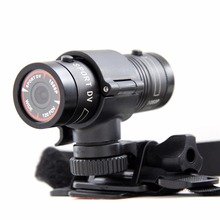 HD 1080P Sports Action Camera 5MP H.264 Waterproof Outdoor Bike Helmet Mini Camcorder Video Camera Car DVR Sports DV+8GB TF Card