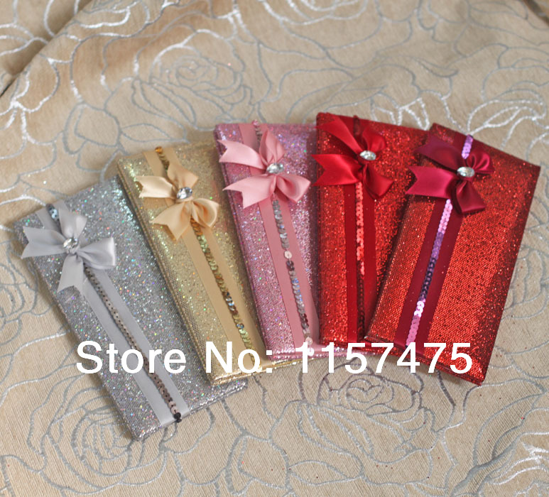 Free Shipping !!! HI1001 Handmade Luxurious Wedding Invitation Cards ...