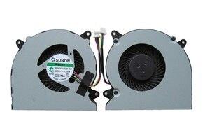 MF60070V1-C180-S9A SSEA Novo Ventilador de refrigeração da CPU para ASUS N550J N550 N550JV N550JK N550JA N750 N550L N550LF