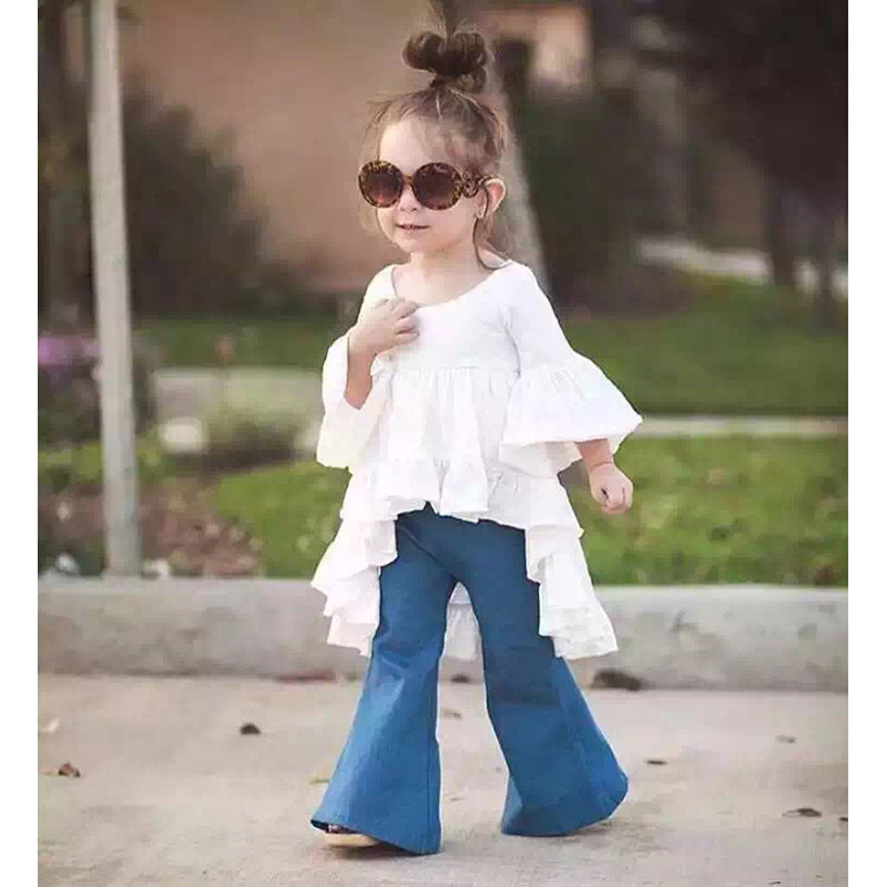 2017 Jaunie bērni vasaras kleita balta princese drēbju enfant fille - Bērnu apģērbi