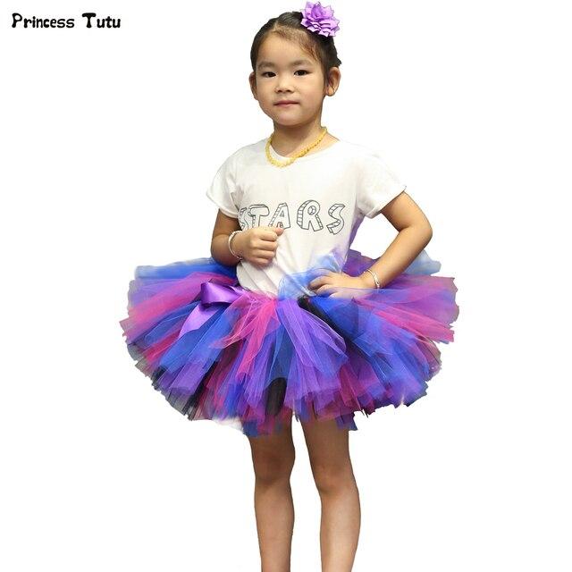 261677d831 12 Styles Baby Girls Tutu Skirt Fluffy Bow Flower Children Ballet Girls  Skirts Party Dance Princess Kids Girl Tulle Pettiskirts