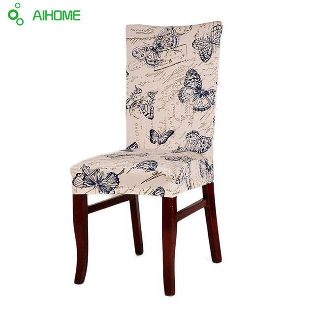Ordinaire Chair Cover Home Decoration Suitable For Home Office Hotel Fashionable  Printed Polyester Fiber Chairs Case Covers