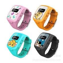 Wei Xiaobaoเด็กนาฬิกาตำแหน่งเด็กสมาร์ทนาฬิกาตำแหน่งGPSนาฬิกาโทรศัพท์Aที่สำคัญSOS, 600มิลลิแอมป์ชั่วโมงชีวิตยาว