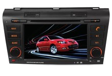 Rom16G 1024 * 600 QUAD Core Android 5.1 Fit MAZDA 3 MAZDA3 2004 2005 2006 2007 2008 2009 Car dvd stereo Player GPS TV 3G radio