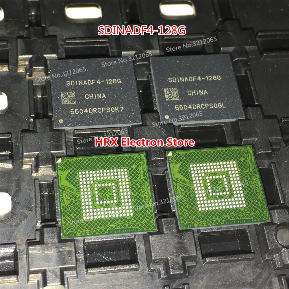 100% New Original SDINADF4-128G BGA EMMC SDINADF4 128G100% New Original SDINADF4-128G BGA EMMC SDINADF4 128G