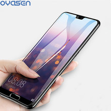 цена на Screen Protector For Huawei P20 Lite P20 Pro Explosion-proof HD Clear Anti Blue Light Tempered Glass For Huawei P20 Lite Nova 3e