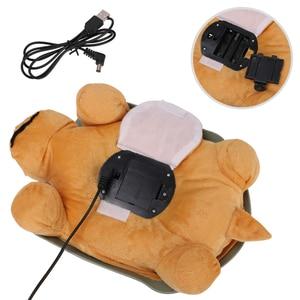 Image 4 - Coquimbo Sleeping เต่าเนอสเซอรี่ Night Light เด็กเพลง USB Powered Plush Nightlight โปรเจคเตอร์ Star ห้องนอนโคมไฟกลางคืน