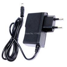 Frete grátis adaptador de 9 volt 0.6 amp 6 watt transformador 9vdc 6 w 9.0 v comutação adaptador ac dc 9 v 600ma fonte de Alimentação 0.6A