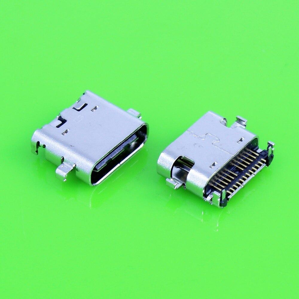 20 шт./лот Тип C Микро Мини зарядка через USB Порты и разъёмы Зарядное устройство Jack разъем 12 pin 12pin док разъем для ZTE axon7 a2017 w2017