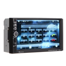7inch 2Din HD Car Radio MP5 Player With Digital Touch Screen
