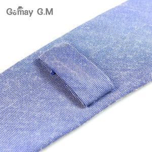 Модные однотонные мужские узкие Галстуки Повседневное 6 см Ширина Узкие хлопковые Галстуки для Свадебная вечеринка высокое качество жениха Slim завязывать галстуки
