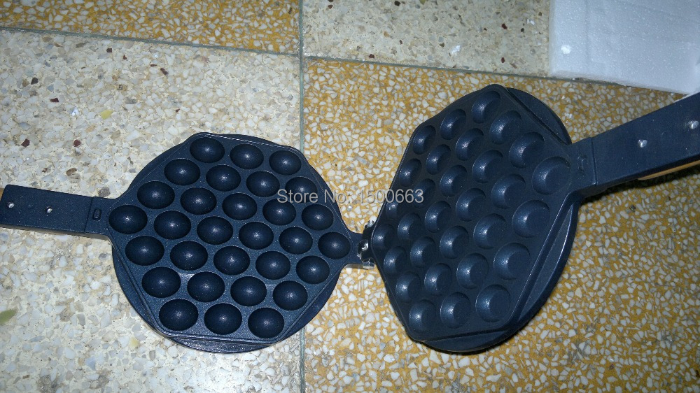 free shipping Gas Type Egg waffle pan Waffle Iron Egg waffle maker Parts Egg Mould leisure women shoes wedge high heel slope sandals open toe summer slip on party sandals waterproof platform slipper
