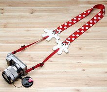 new Softest camera shoulder strap coolest Rainbow clouds stripes woven polyester with a digital camera strap for canon sony