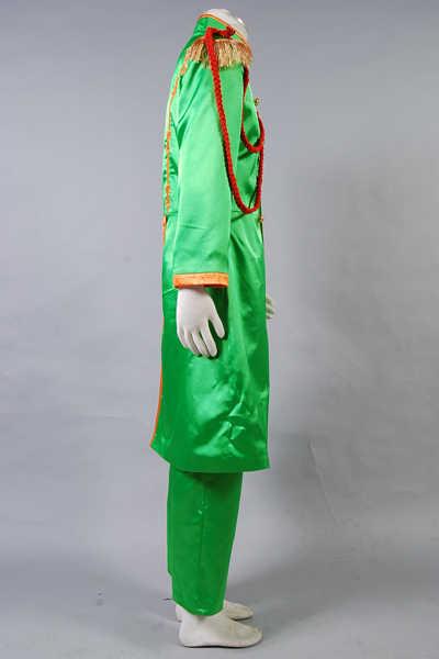 Pijamas corazones solitarios Cosplay, discoteca traje de venda Halloween carnaval fiesta ropa para hombres con 4 colores juego completo
