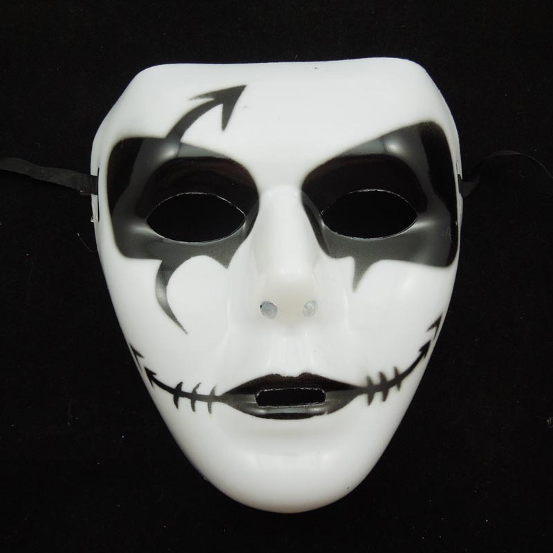 Hip Hop Dance Step Masks Slipknot Joey Cosplay Scary Mask Fancy Costume Party Masquerade Halloween Props GC-036 - Caly Tao's store