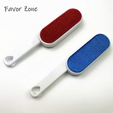 Static Brush Magic Fur Hair Cleaning Brushes Home Furniture Sofa Clothes Cleaning Brush Pet Hair Lint Reusable Device Dust Comb pet hair deshedding dog cat brush comb sticky hair gloves hair fur cleaning for sofa bed clothe pets dogs cats cleaning tools