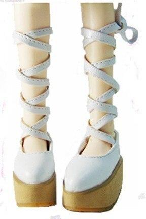 1/3 1/4 BJD Куклы танцы обувь два цвета-BJD SD СНМП DZ