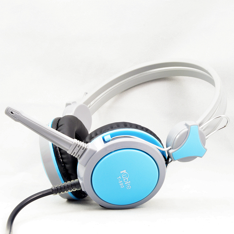 NEW Headset Gaming Headphone With Microphone For Computer Notebook ...