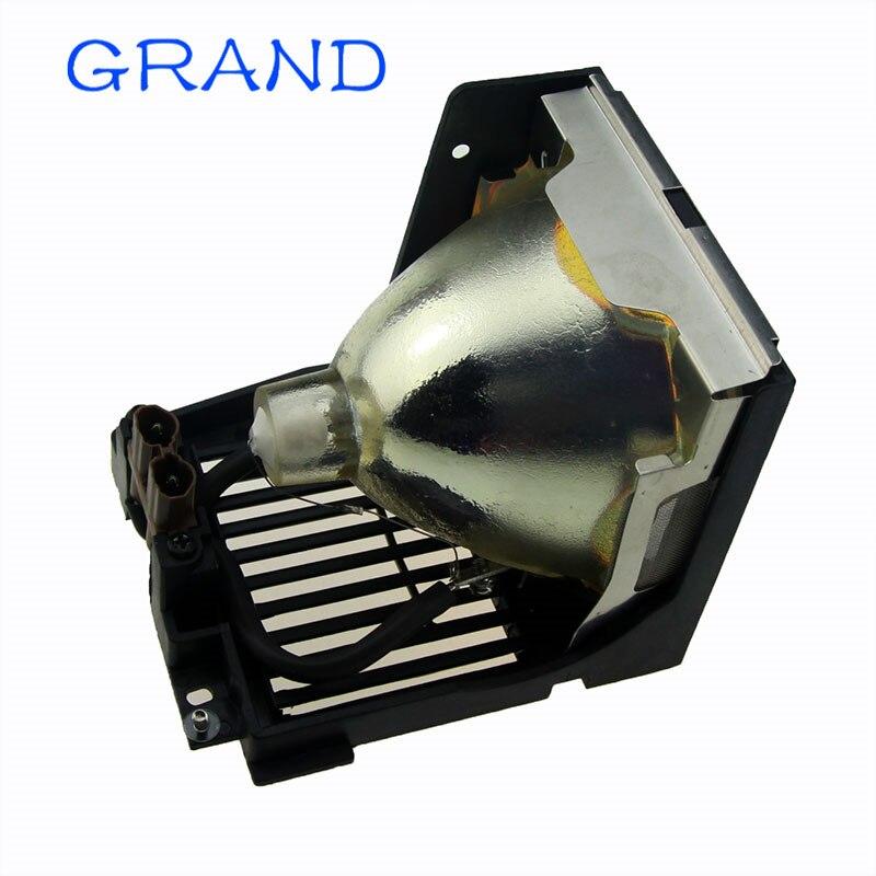 Replacement projector / TV lamp POA-LMP59 / 610-305-5602 for Sanyo PLC-XT10A / PLC-XT11 PLC-XT15KA / PLC-XT16 /XT3000 HAPPY BATE compatible projector lamp bulbs poa lmp136 for sanyo plc xm150 plc wm5500 plc zm5000l plc xm150l