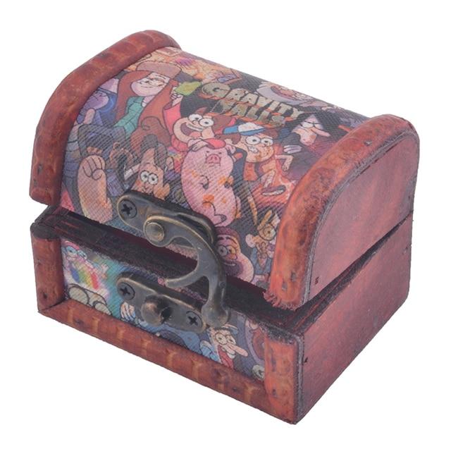 Кулон Пухля Гравити Фолз в подарочной шкатулке 5