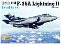 Kitty hawk KH80103 1/48 F-35A Lightning II plastic model kit