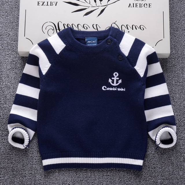 89bbf0682 Cardigan Sweater For Boys 2018 New Fashion Winter Thick Children ...