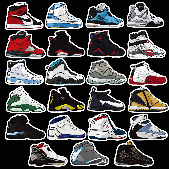 generation retro shoes