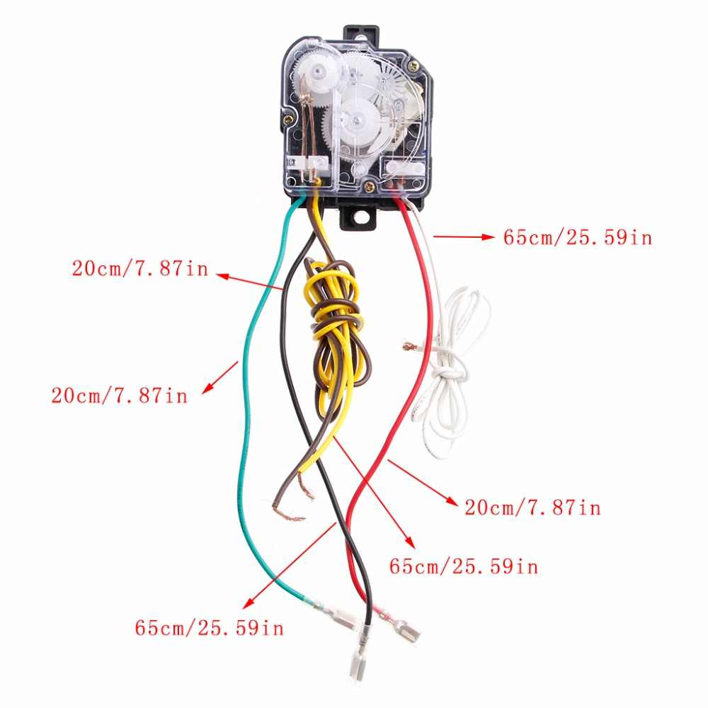 6-Wire Washing Machine Timer 90 Degree Central Hole Distance 68mm Switch on machine assembly diagram, milling machine diagram, transformers diagram, troubleshooting diagram, machine clutch diagram, machine parts diagram, machine cover, machine safety diagram, installation diagram, machine air conditioning diagram,