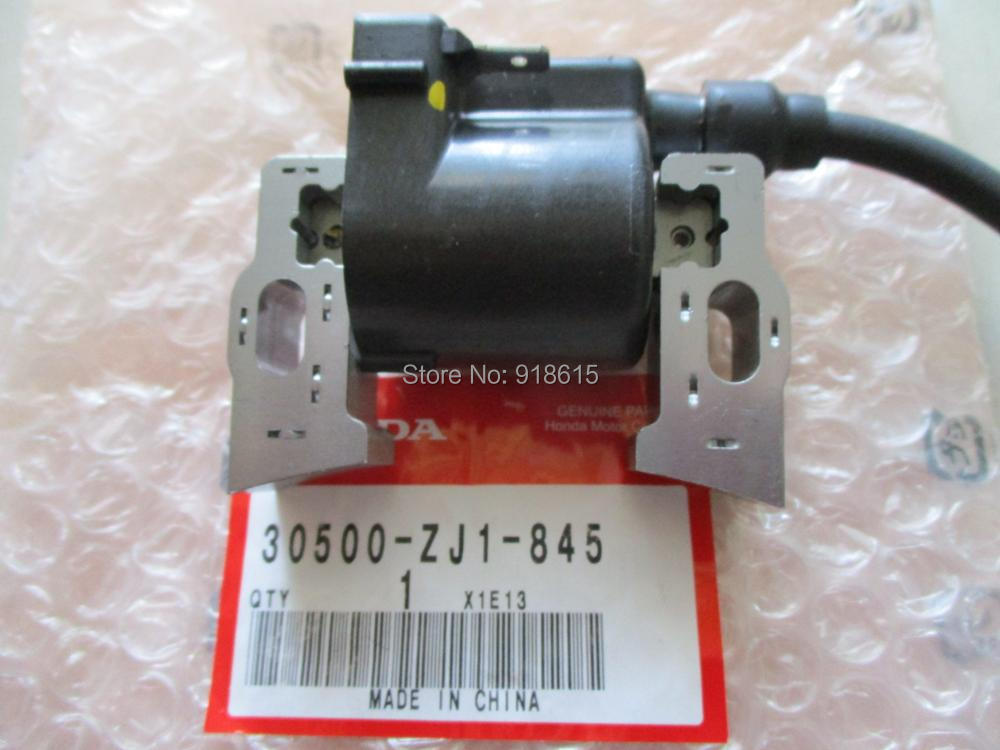 GX620 GX670 GX690 IGNITION COIL HIGH PRESSURE PACK GASOLINE ENGINE PARTS HONDA SHT11500 SH11000 2V77 2V78 generator parts black 6 5hp ignition coil high pressure pack fit briggs and stratton engine parts