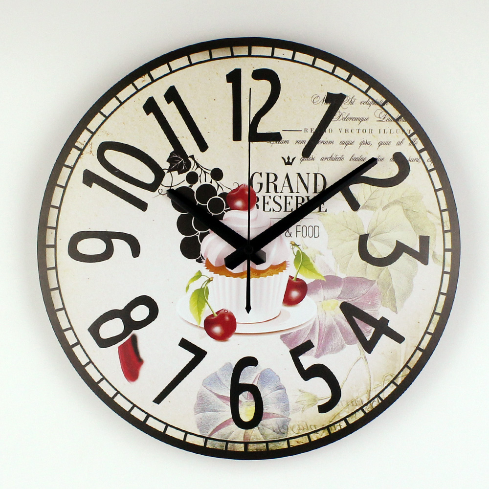 Fashion Ding Hall Decoration Silent Wall Clock Modern