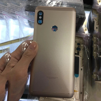 100 New Original For Xiaomi Red Mi Redmi Note 5 Note5 Aluminium Spare Parts Back Battery