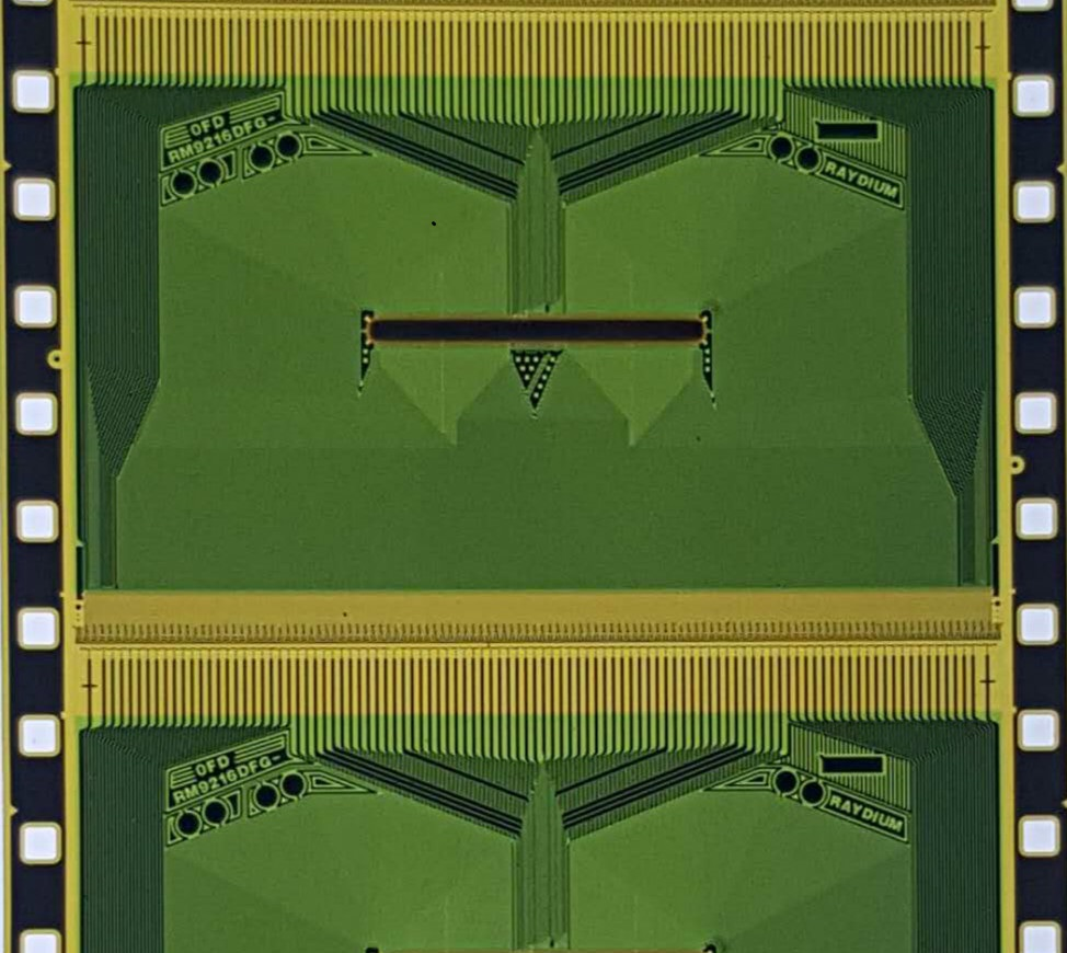 RM9216DFG-OFD New TAB COF IC Module