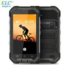 Original Blackview MTK6755 BV6000 4G LTE Teléfono Móvil 4.7 Pulgadas Octa Core 3 GB + 32 GB Android 6.0 4200 mAh 5MP + 13MP Teléfono A Prueba de agua