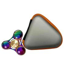 Bag Box Carry Case Gift For Fidget Hand Spinner Triangle Finger Toy Focus ADHD Autism Bag Box Carry Case Packet 2017 Hot may11