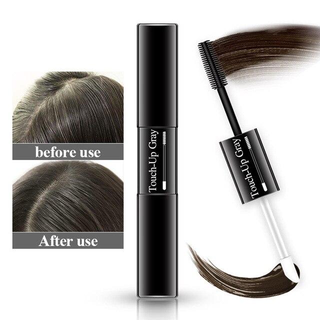 זמני צבע לשיער 2 ב 1 המוליך שיער צבע מברשת ומסרק DIY שיער צבע שעוות מסקרה לצבוע קרם sevich 3 צבעים במפעל למכור