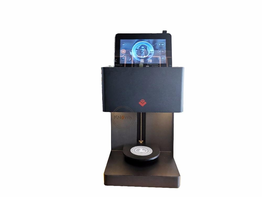 Selfie Coffee Printer,edible Food Printing Machine Coffee Painting Pictures/latte Art Coffee Printer